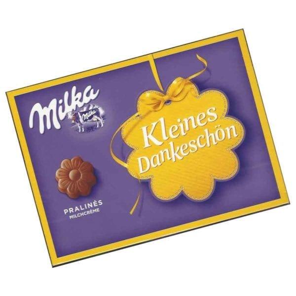 Milka Kleines Dankeschön