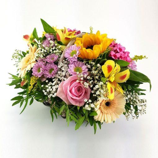 Blütenkorb 2