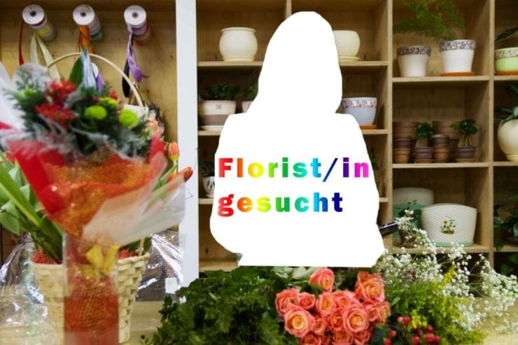 Florist/In gesucht 2