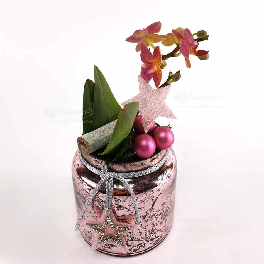 Orchideendeko