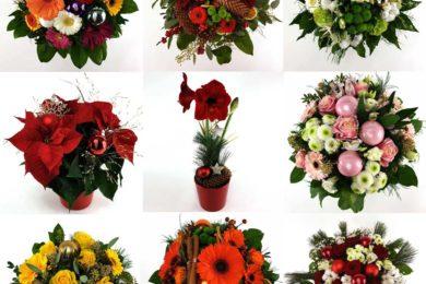 Lust auf Advent und frische Blumen?