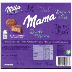 Mama Hab Dich Lieb Back