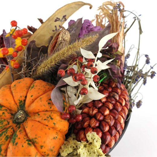 Der Herbst treibts bunt