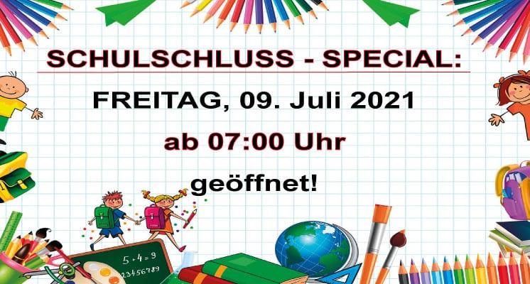 Schulschlussspecial 2021 am Hasnerplatz